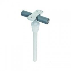Podpera vedenia HVI Rd23 s dilatačnou tyčou GFK 16 dĺžka 1000mm