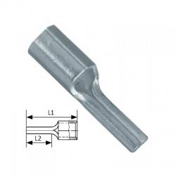 70mm2, lisovací kolík neizolovaný