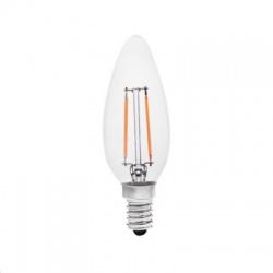 ZIPI FILLED 2W E14-WW, LED žiarovka
