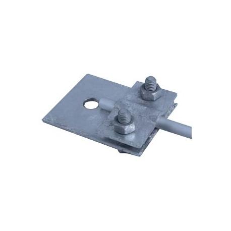 SP 1 pripojovacia svorka pre spojenie kovových súčiastok, Cu