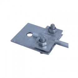 SP 1 pripojovacia svorka pre spojenie kovových súčiastok, nerez