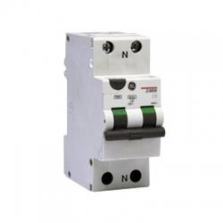 Prúdový chránič 6A, 2-pólový, 30mA, 10kA