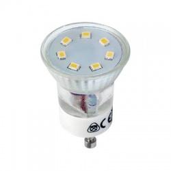 REMI 2,2W, GU10 SMD-CW, LED žiarovka