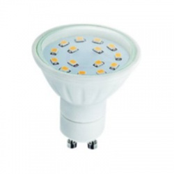 LED15 C 5W GU10-WW-C, LED žiarovka