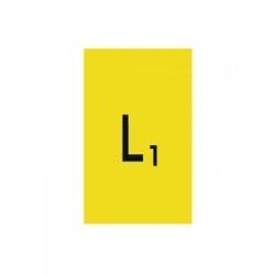 L1 30x15mm, označovacia nálepka