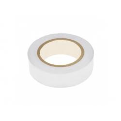 15x0,13mm izolačná páska, biela 10m