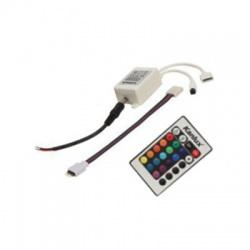 CONTROLLER LED RGB-IR20 riadiaca jednotka LED pásu