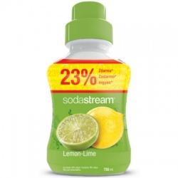 Sirup Lemon Lime 750 ml SodaStream