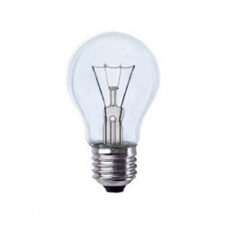 150W E27 žiarovka (len pre priemyselné použitie)