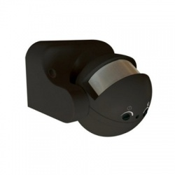 Pohybový senzor (PIR), čierny