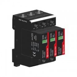 FLP-12,5 V/3 zvodič bleskových prúdov a prepätia