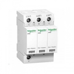 A9L20300 iPRD20 modulárny zvodič prepätia - 3P - 350V