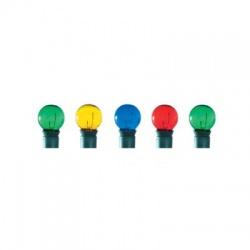 5V/0,65W žiarovka k typu KI 45/BT, farebná
