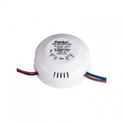 STEL 700 6-12W/220-240V, 700mA (9-17,5V) LED elektronický transformátor