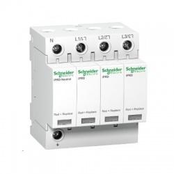 A9L40601 iPRD40r modulárny zvodič prepätia - 3P + N - 350V - s diaľkovým prenosom