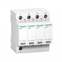A9L20400 iPRD20 modulárny zvodič prepätia - 4P - 350V