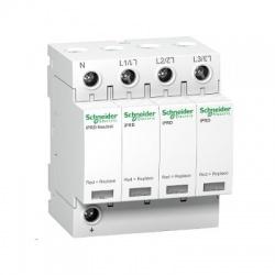 A9L65601 iPRD65r modulárny zvodič prepätia - 3P + N - 350V - s diaľkovým prenosom