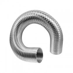 Aluflex hliníková hadica, priemer 125/1m