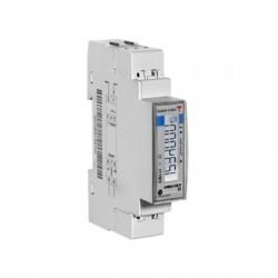 EM111DIN-AV81X-S1PFB 45A, 2-tarifný, 485, MID, elektromer