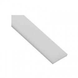 Difúzor násuvný k Profilo J/K, dĺžka 2m, biely