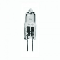 JC 24V 50W G6,35 halogénová žiarovka, číra
