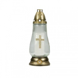 603 Br Kahanec - kríž, biely