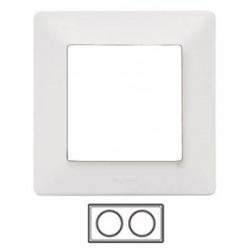 2-rámik, biely, 754002