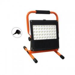WM-50W-FES 50W LED reflektor, prenosný, kábel so zástrčkou