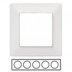 5-rámik, biely, 754005