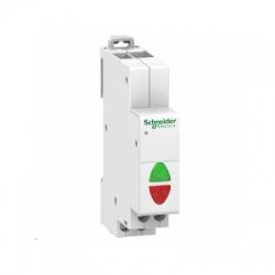 Signálka IIL dvoj. červená / zelená, 110 - 230 V- A9E18325