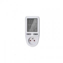 DT27 digitálny merač spotreby el. energie, veľký displej
