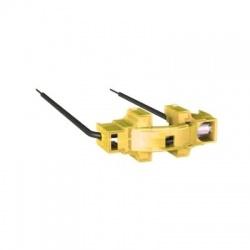 MGU0.822.AL LED kontrolka, 250V, oranžová