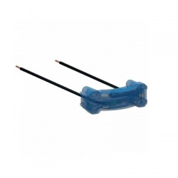 MGU0.825.AZL LED kontrolka, 250V, modrá