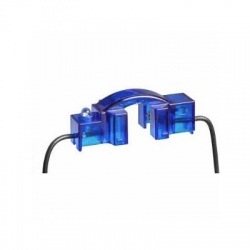 MGU0.822.AZL LED kontrolka, 250V, modrá