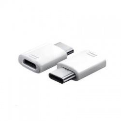 USB-C vidlica - micro USB-B zásuvka redukcia