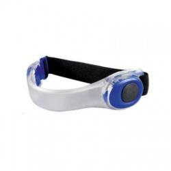LED bezpečnostný pásik, modrý