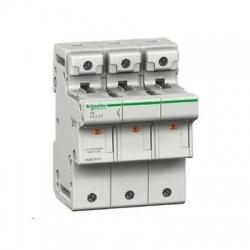 MGN15711 poistkový odpínač 3-pólový, 50A, 14x51mm