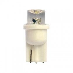 WHITE LIMA T10 12V LED žiarovka, biela