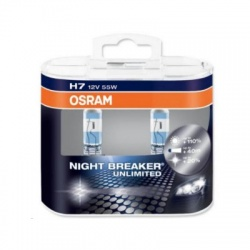 H7OS-NBU 12V 55W H7box PX26d Night breaker unlimited - box 2ks