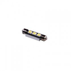 LED419W A-LED 12V (C10W) SV10x41 číra 3XLED5050 CANBUS