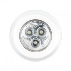 LED batériové svietidlo, univerzálne, samolepiace