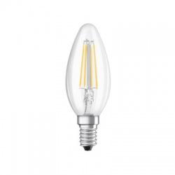 VALUE CLASSIC B 40 FIL 4W/827 E14, LED žiarovka