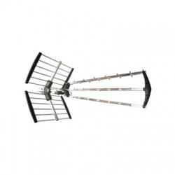 Vonkajšia DVB-T anténa, 17dB, UHF, 21. - 60. kanál, LTE/4G filter