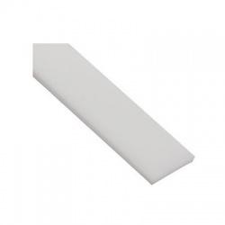 Difúzor násuvný k Profilo J/K, dĺžka 1m, biely