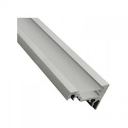 PROFILO C 2M lišta k LED pásom