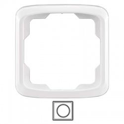 1-rámik, biely 3901A-B10 B