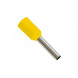 1 dutinka, dĺžka 6mm, žltá