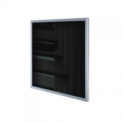 ECOSUN 600 G BLACK sálavé panely 600W