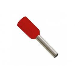 1,5 dutinka, dĺžka 12mm, červená