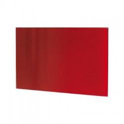GR 300 sálavé sklenené panely 300 W - červená